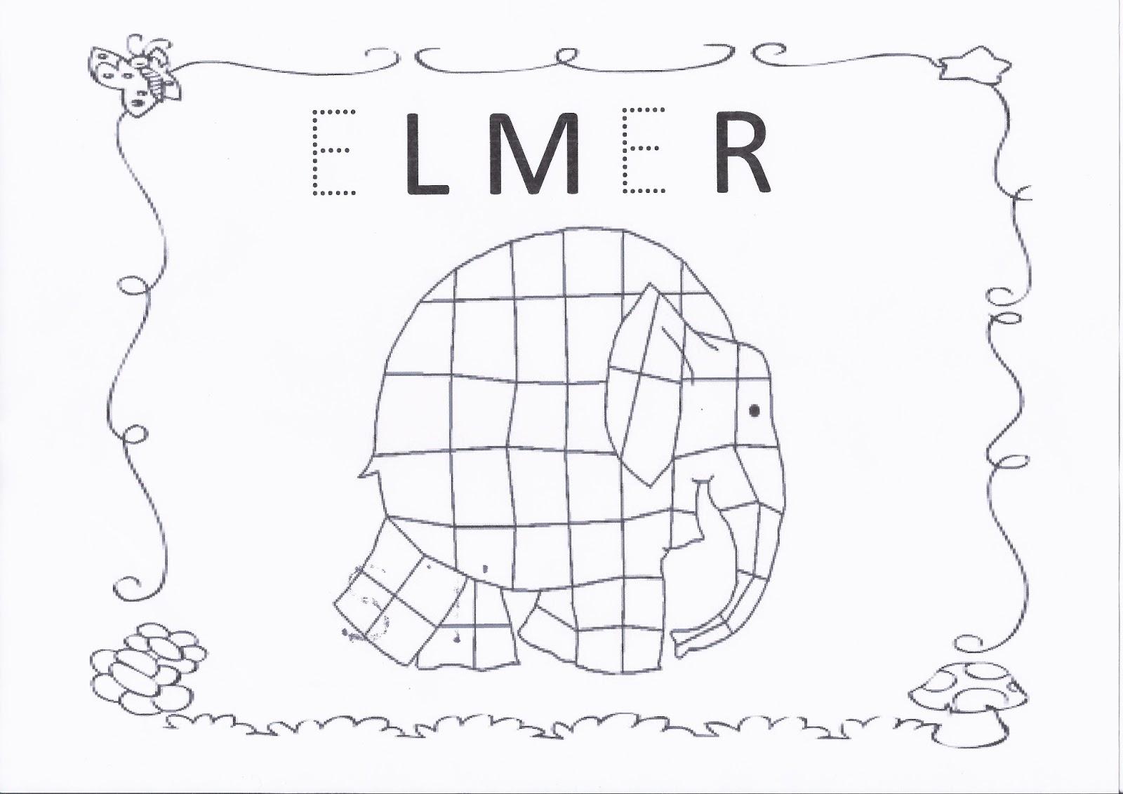 Fichas Elmer 8
