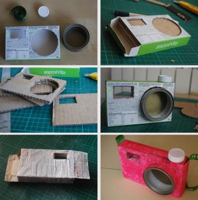 Juguetes reciclados con cajas de carton (26)