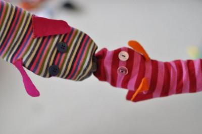 Marionetas Calcetines (3)