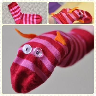 Marionetas Calcetines (4)