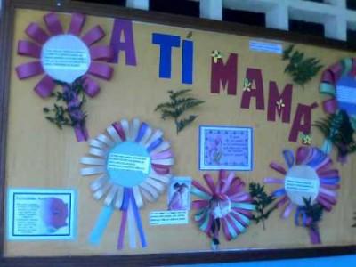 Periódico Mural Mayo mes de las Madres (1)