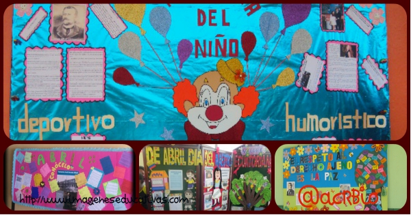 Nuevas Ideas Para El Periodico Mural Del Mes De Abril
