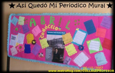 Periodico mural mes de  abril (7)