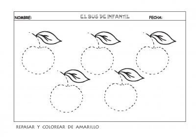 Cuadernillo de verano de Educación Infantil y Preescolar_Página_11