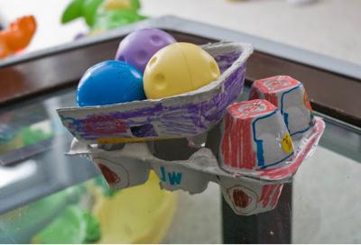 Manualidades con carones de huevos (4)