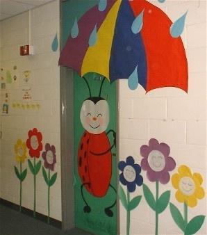 Puertar decorar clase (3)