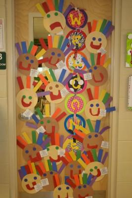 Puertas decoración Clase (15)