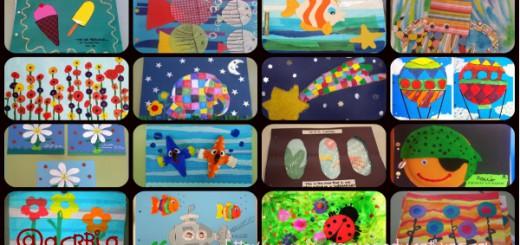 TAPES D'ÀLBUM TAPAS PARA ÁLBUM collage portada