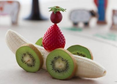 Decoraciones veraniegas para nuestros platos de fruta (7)