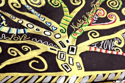 El arte en el aula trabajamos con Gustav Klimt  (13)
