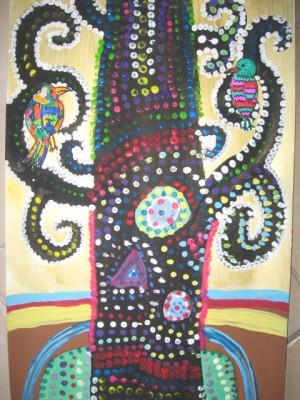 El arte en el aula trabajamos con Gustav Klimt  (15)