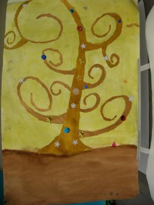 El arte en el aula trabajamos con Gustav Klimt  (16)