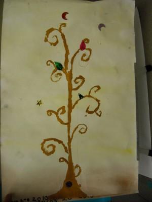 El arte en el aula trabajamos con Gustav Klimt  (18)