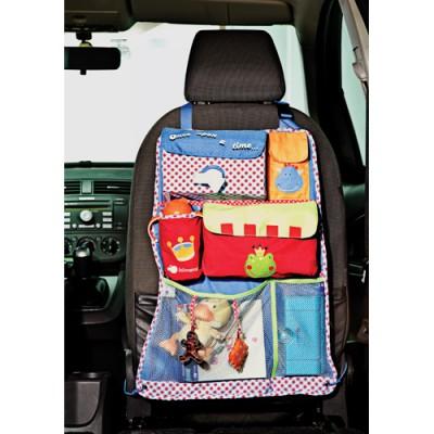 kits de viaje y organizadores de coche DIY Para viajar con niños (19)