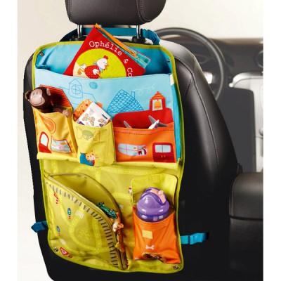 kits de viaje y organizadores de coche DIY Para viajar con niños (21)