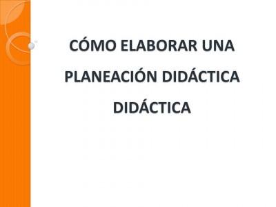 Etapa 4 como elaborar una planeación didáctica argumentada (1)