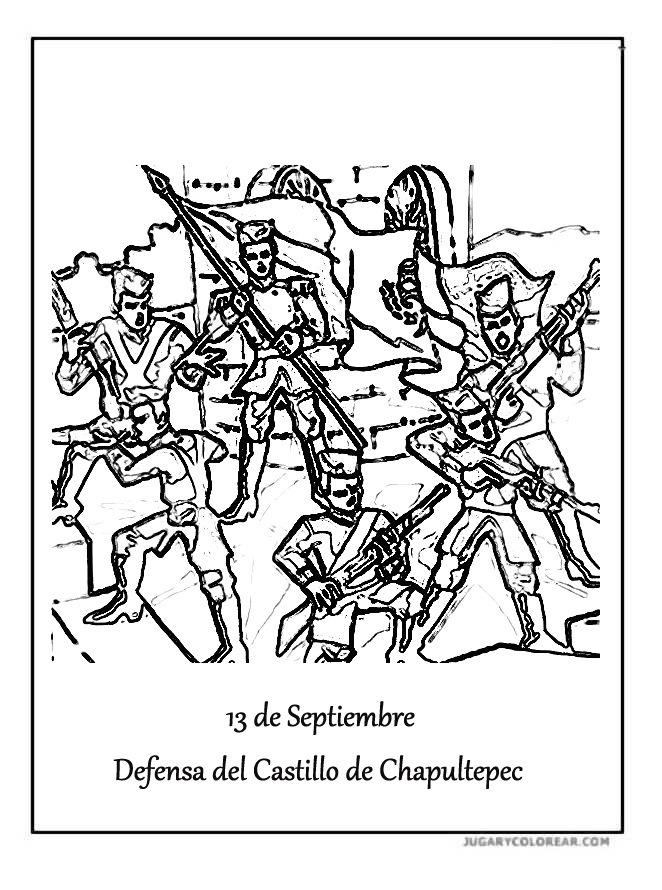 Fichas Y Actividades Efemérides Septiembre 2 Imagenes