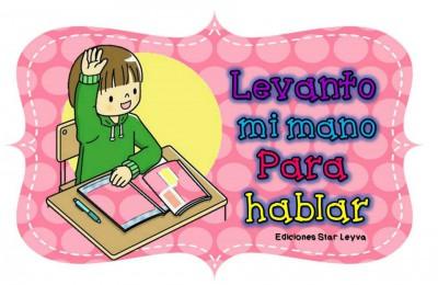 Normas para infantil, Preescolar y Primaria. Imprimibles (12)