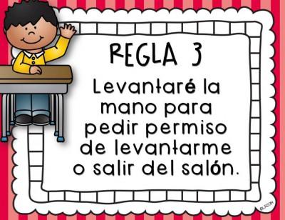 Reglas de clase (5)
