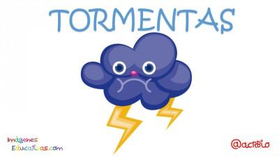 Tarjetas Tiempo Meteorológico (4)