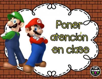 Acuerdos de Grupo. Motivos Mario Bros (3)