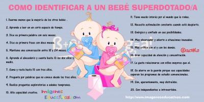 Como identificar a un bebe superdotado (1)
