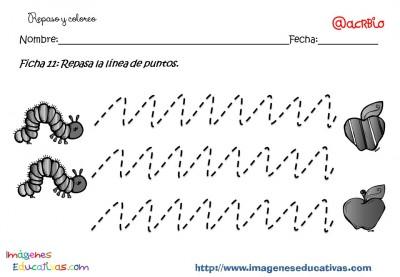 Completo Cuaderno de Aprestamiento trabajamos la Grafomotricidad (12)