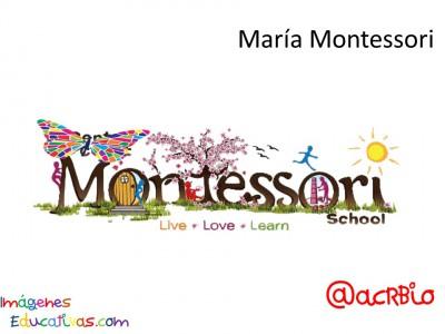 El método MONTESSORI (1)