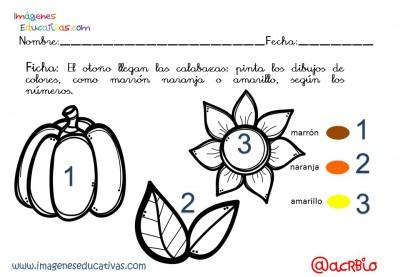 Fichas otoño infantil y primaria (3)