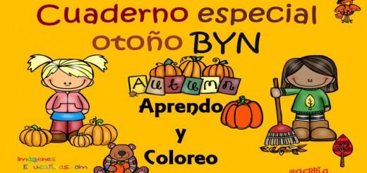 Fichas otoño infantil y primaria Portada