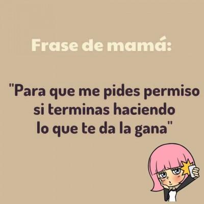 Frases de Mamá (10)
