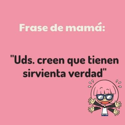 Frases de Mamá (9)