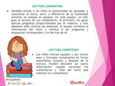 La lectura en la escuela, momentos estrategias y modalidades (3)