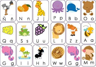 Lotería de letras formato pequeño (5)