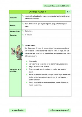Nuestro proyecto educativo. El huerto escolar (12)