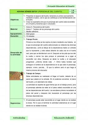 Nuestro proyecto educativo. El huerto escolar (14)