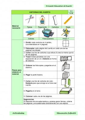 Nuestro proyecto educativo. El huerto escolar (5)