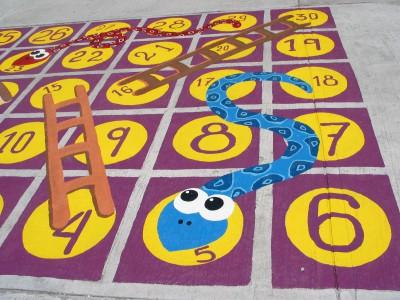 Nuevos diseños de juegos tradicionales para decorar nuestro patio (13)