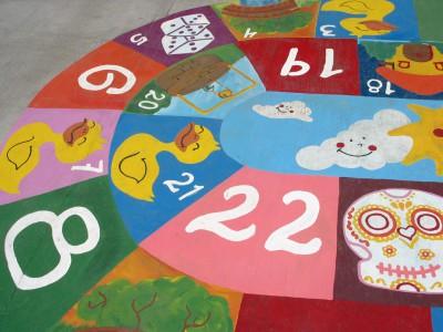 Nuevos diseños de juegos tradicionales para decorar nuestro patio (21)