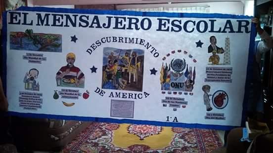 Periodico mural octubre 11 imagenes educativas for Deportes para un periodico mural