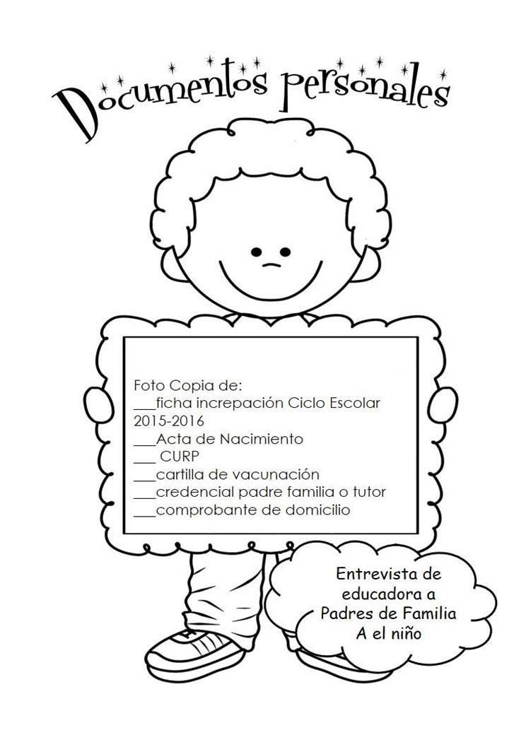 Portadas del expediente (8) - Imagenes Educativas
