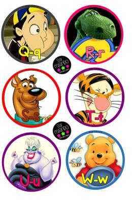 abecedario cartoon Star Creando (4)