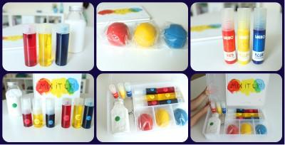 Colores Montessori Portada