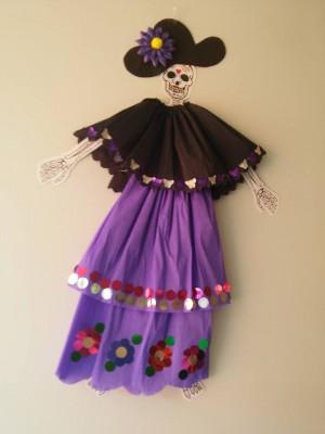 Decoraciones Día de los Muertos (16)