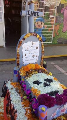 Decoraciones Día  de los Muertos (19)