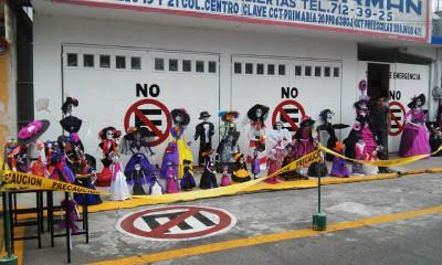 Decoraciones Día  de los Muertos (37)