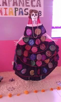 Decoraciones Día  de los Muertos (4)