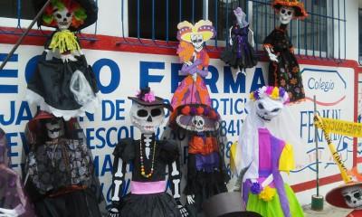 Decoraciones Día  de los Muertos (43)