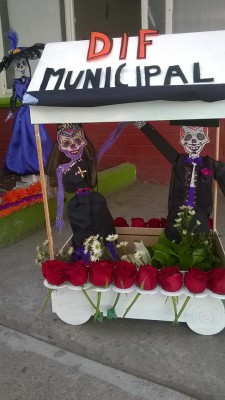 Decoraciones Día  de los Muertos (48)