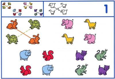 Fichas Grafomotricidad trabajamos la grafia de los números (10)